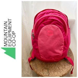 MEC pink day back-pack